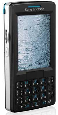 foto del cellulare Sony Ericsson M608