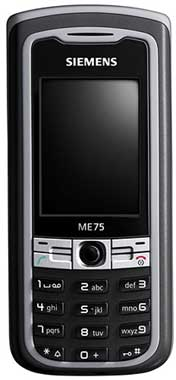 foto del cellulare Siemens ME 75