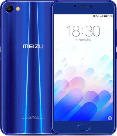foto del cellulare Meizu M3X
