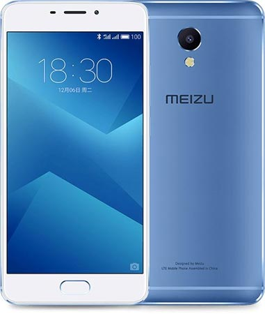 foto del cellulare Meizu M5 Note