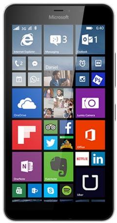 foto del cellulare Microsoft Lumia 640 XL