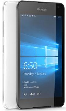 foto del cellulare Microsoft Lumia 650