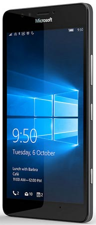 foto del cellulare Microsoft Lumia 950