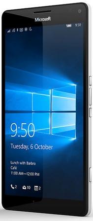 smartphone Microsoft Lumia 950 XL