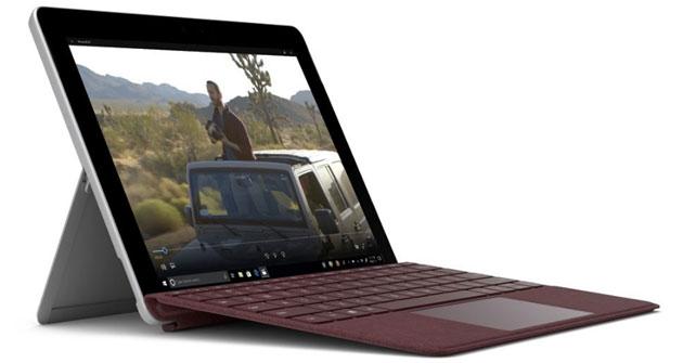 foto del cellulare Microsoft Surface Go