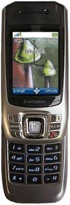 foto del cellulare Mitsubishi M420i M760