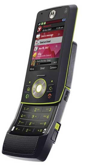 foto del cellulare Motorola RIZR Z8