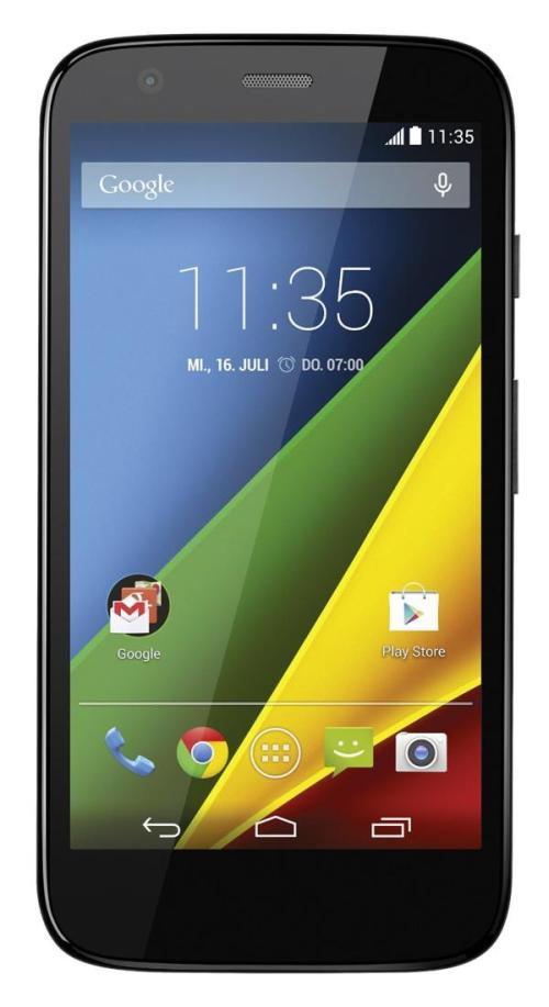 foto del cellulare Motorola Moto G 2014