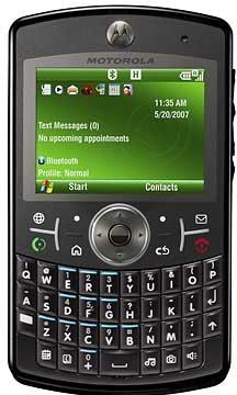 foto del cellulare Q9h MOTO