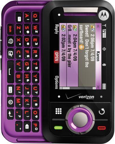 foto del cellulare Motorola A455 Rival