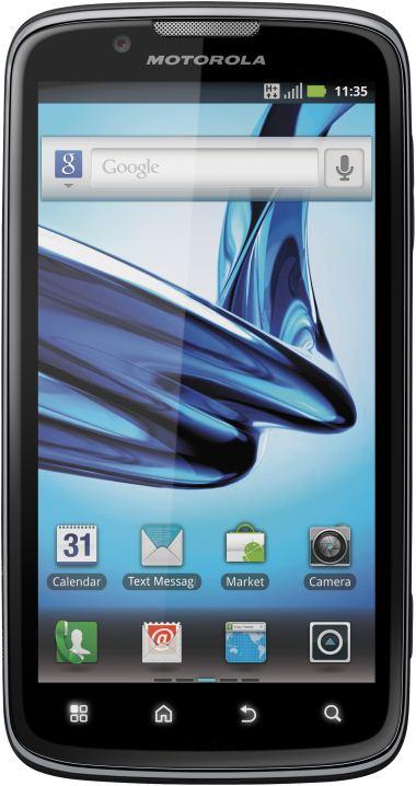 foto del cellulare Motorola Atrix 2