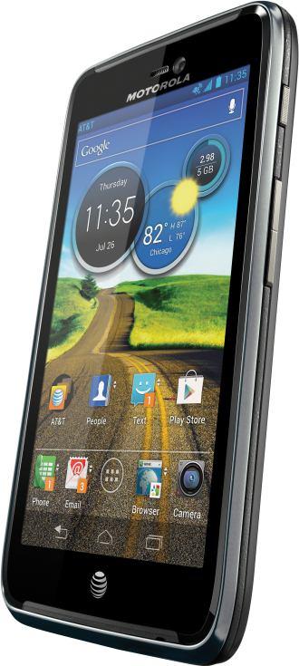 foto del cellulare Motorola Atrix HD