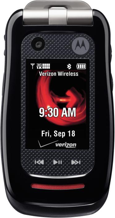 foto del cellulare Motorola Barrage