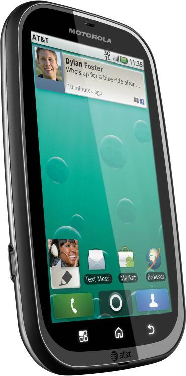 foto del cellulare Motorola Bravo