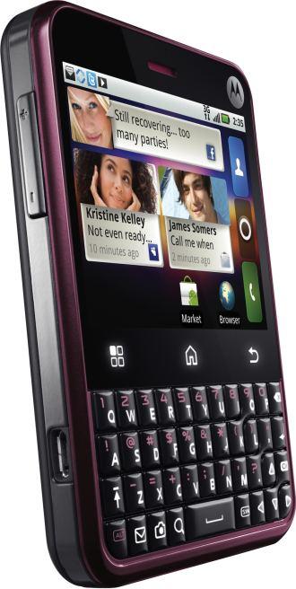 foto del cellulare Motorola Charm