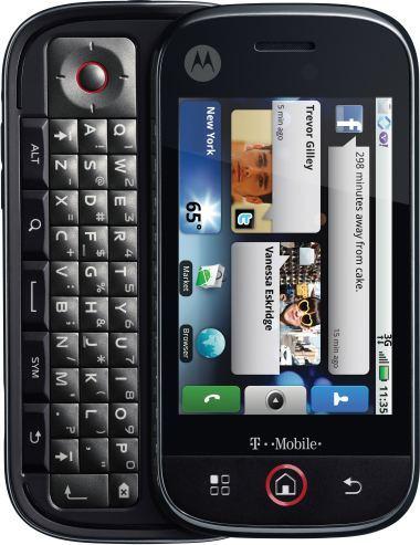 Motorola Dext CLIQ