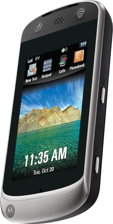 foto del cellulare Motorola Crush