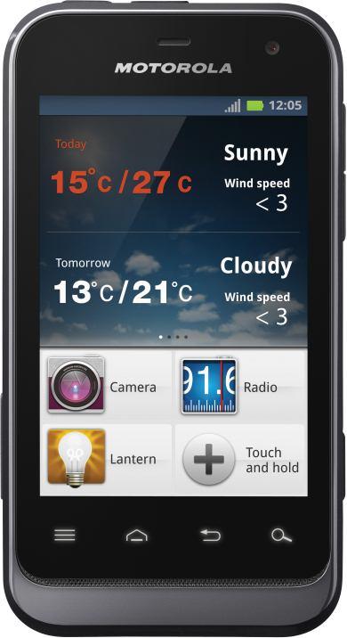 foto del cellulare Motorola Defy Mini
