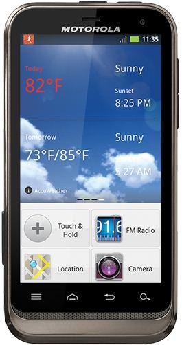foto del cellulare Motorola Defy XT
