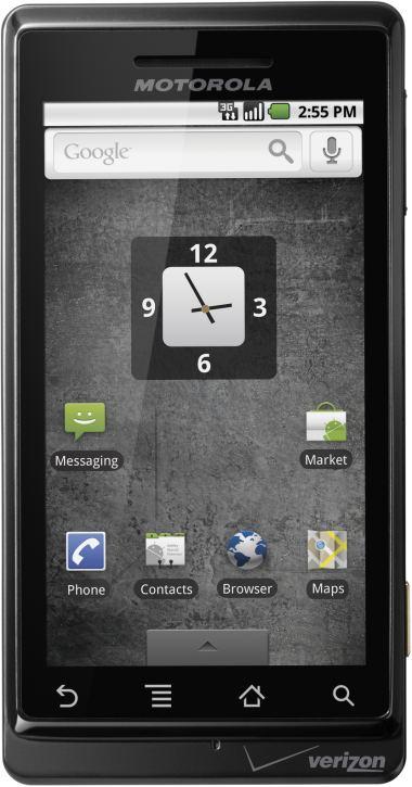 Motorola in crescita con Android