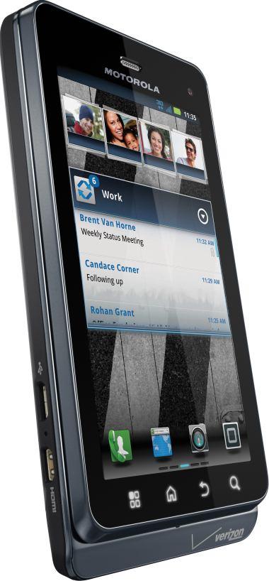 foto del cellulare Motorola Droid 3