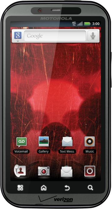 foto del cellulare Motorola Droid Bionic