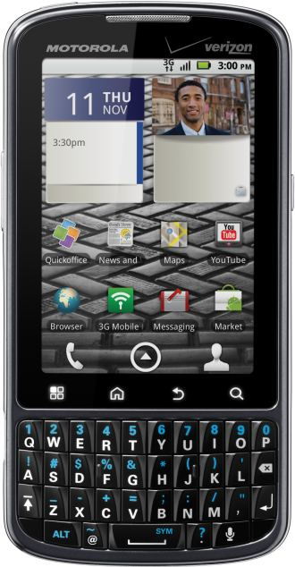 foto del cellulare Motorola Pro