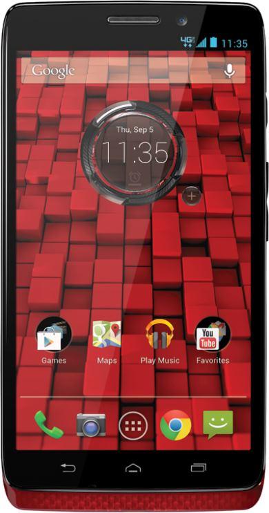 foto del cellulare Motorola Droid Ultra