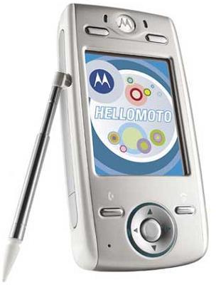 foto del cellulare Motorola E681