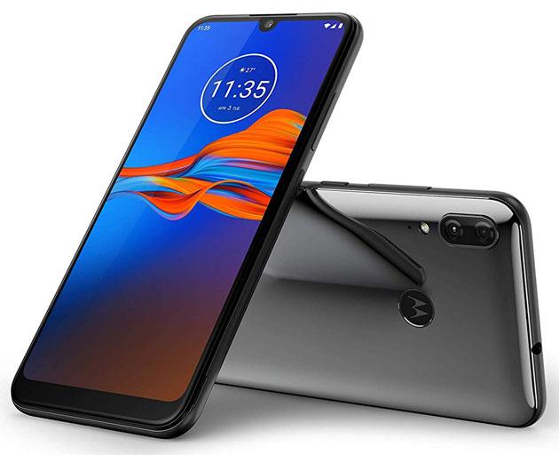 foto del cellulare Motorola Moto E6 Plus