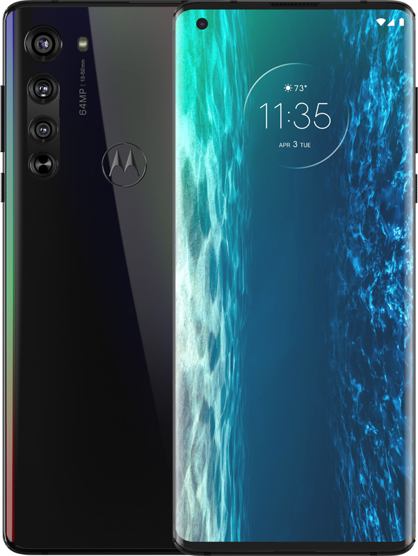 foto del cellulare Motorola Edge