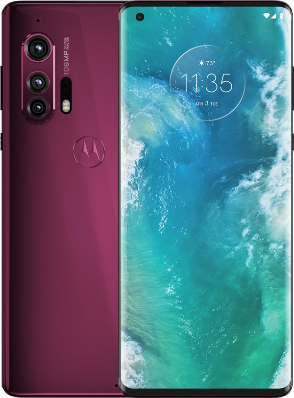 foto del cellulare Motorola Edge Plus