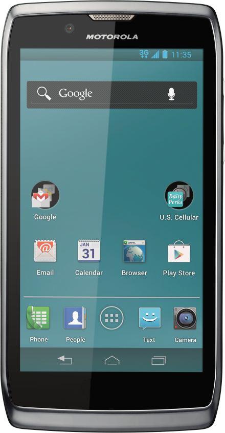 foto del cellulare Motorola Electrify 2