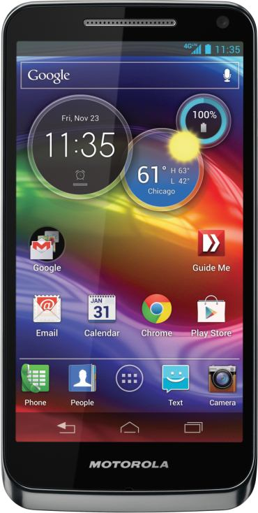 foto del cellulare Motorola Electrify M
