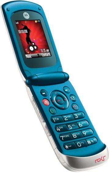 foto del cellulare Motorola ROKR EM28