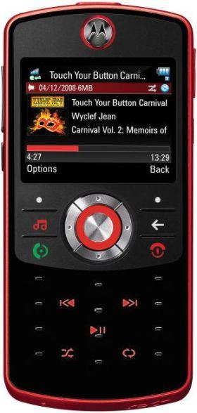 foto del cellulare Motorola ROKR EM30