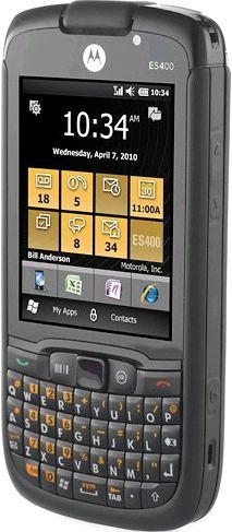 foto del cellulare Motorola ES400