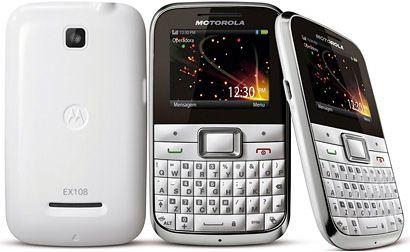 foto del cellulare Motorola EX108 Motokey Mini