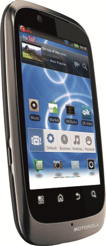 foto del cellulare Motorola Fire XT