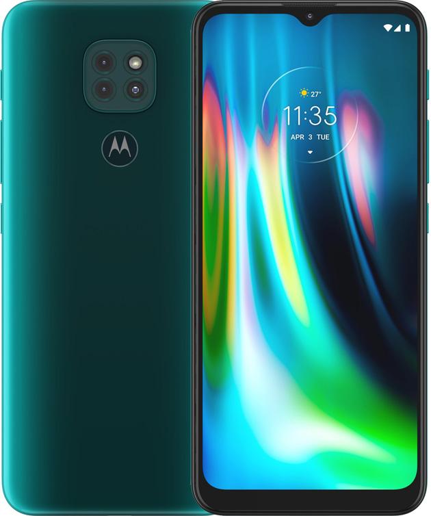 foto del cellulare Motorola Moto G9 Play