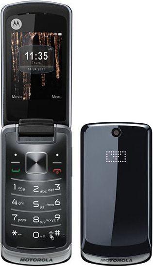foto del cellulare Motorola Gleam