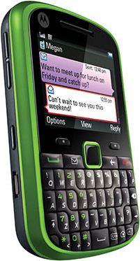 foto del cellulare Motorola Grasp