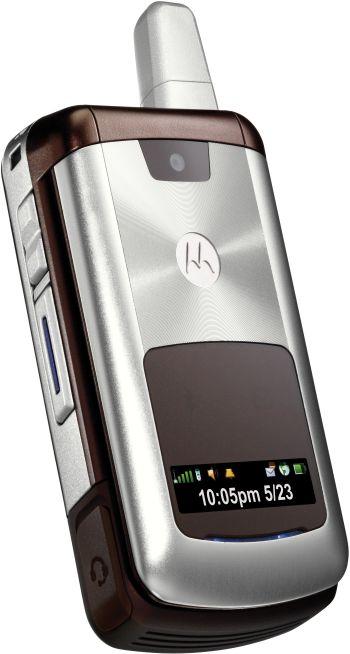 foto del cellulare Motorola i776