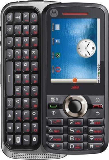 foto del cellulare Motorola I886
