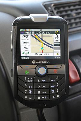 foto del cellulare Motorola M990