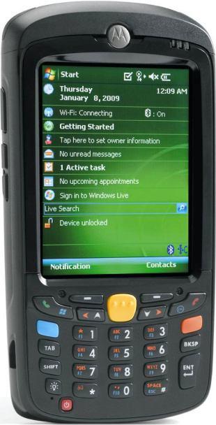 foto del cellulare Motorola MC55