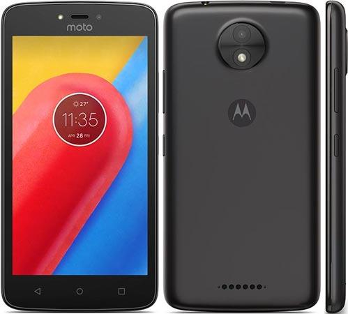 foto del cellulare Motorola Moto C