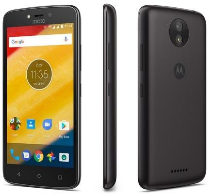 foto del cellulare Motorola Moto C Plus