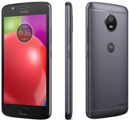 foto del cellulare Motorola Moto E4