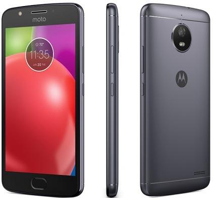 foto del cellulare Motorola Moto E4 Plus
